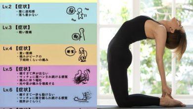 Photo of 你在「M痛程度表」哪個位置?教你5個舒緩M到腰背痛瑜伽動作對症下藥