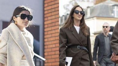 Photo of 法國女人不穿羽絨、衛衣!10 個完美法式御寒冬天大衣、毛衣穿搭法