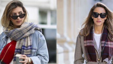 Photo of 一條「圍巾」傍身!配合 5 個易學頸巾打法,秋冬不再怕穿太厚或穿不夠