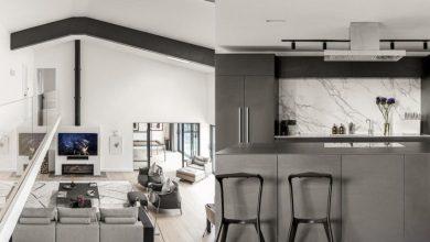Photo of 充滿好感度的極簡設計,英國科茲窩治癒北歐風穀倉屋住宅